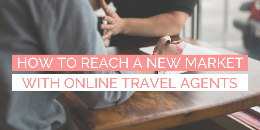 How to reach a new market by partnering with online travel agents