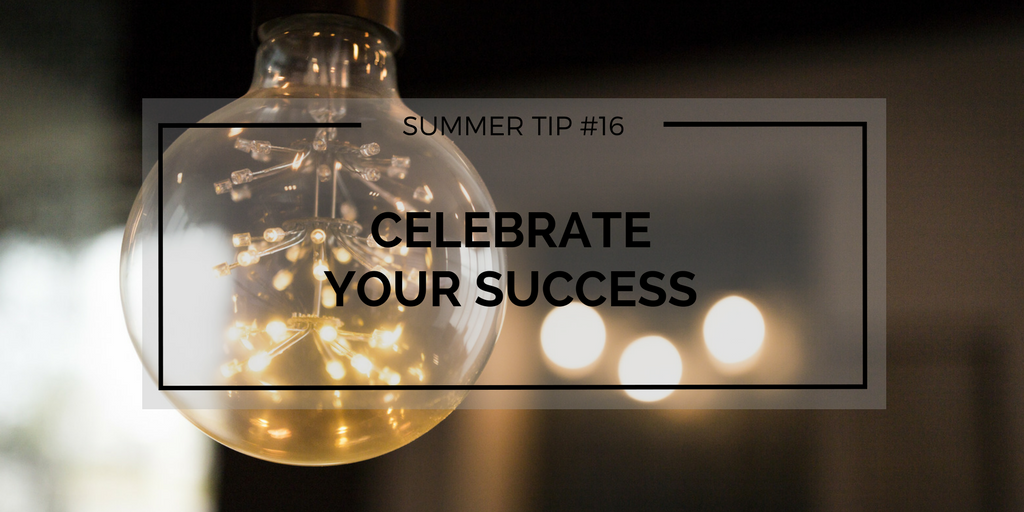 5 ideas to celebrate the end of the high season