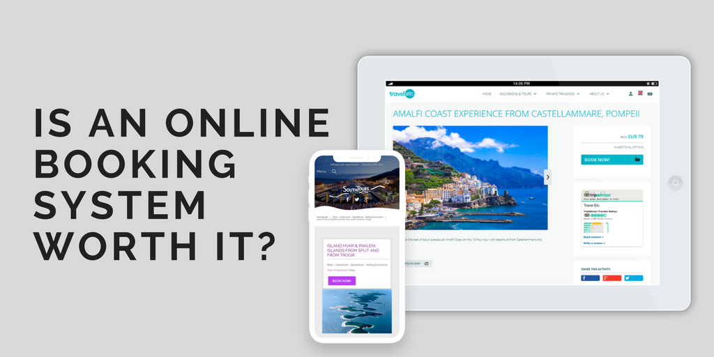 14 reasons why tour and activity companies need an online