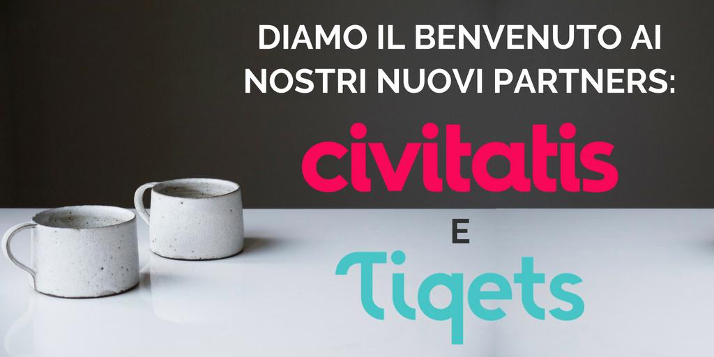 Diamo il benvenuto ai marketplace online Tiqets e Civitatis nel nostro Channel Manager!