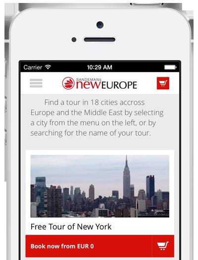 feature mobile whitelabel