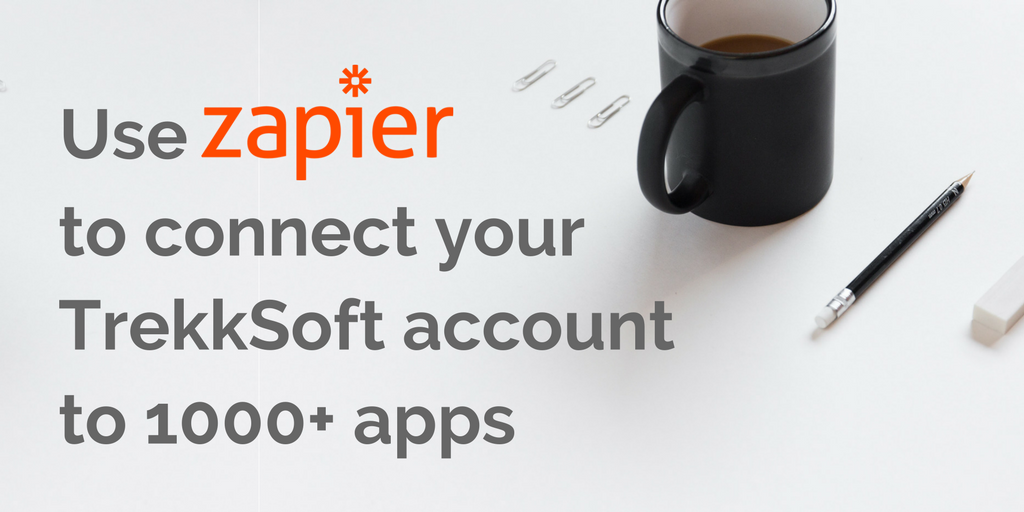 Cut out more admin work and save time by integrating your TrekkSoft account to Zapier