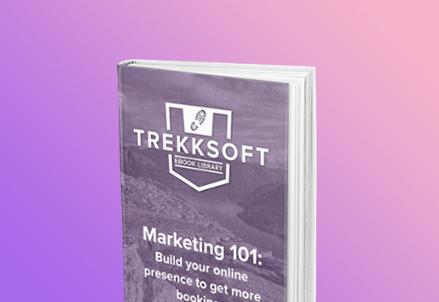 TrekkSoft Marketing Book