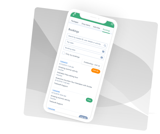Automate booking confirmations